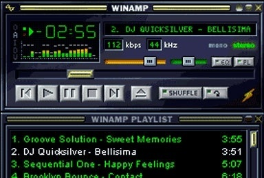 Winamp se despide tras 15 a�os de existencia