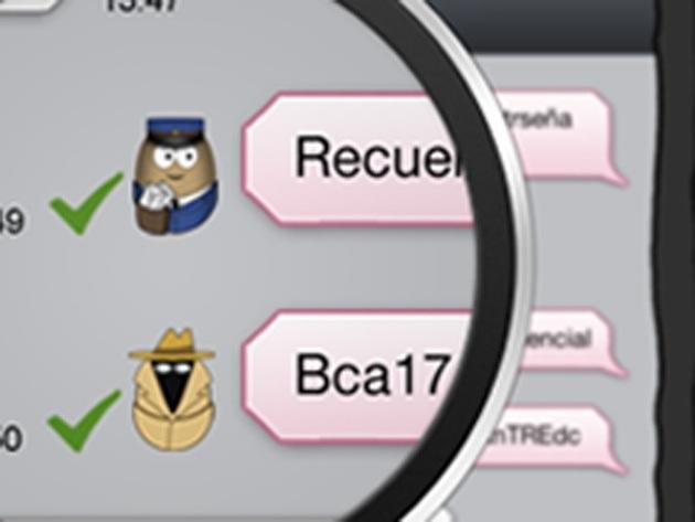 Woowos aplicaci�n de mensajer�a cifrada y permite eliminar los mensajes