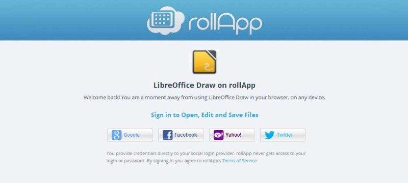 Accede a tu software en la nube con RollAp