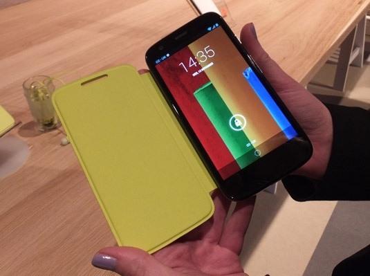 Review Motorola Moto G