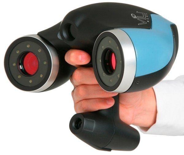 Empresa crea scanner 3D port�til tres veces m�s barato los del mercado