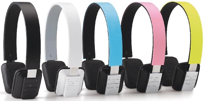 Genius incorpora diseño, tecnología Bluetooth, y audio espectacular en los nuevos auriculares multifuncionales