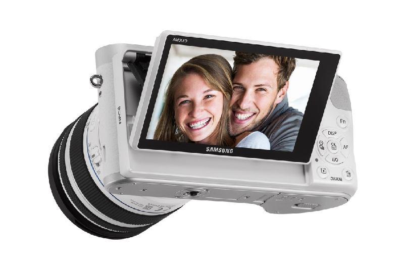 Samsung confirma su nuevo sistema Tizen en su cámara inteligente NX300M