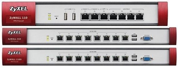 ZyXEL presenta su nueva Serie de ZyWALL Firewalls VPN empresariales