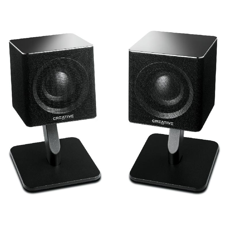 Creative presenta su sistema de audio 2.1 inalámbrico más versátil para todo el hogar; el T4 Wireless Series 2.1