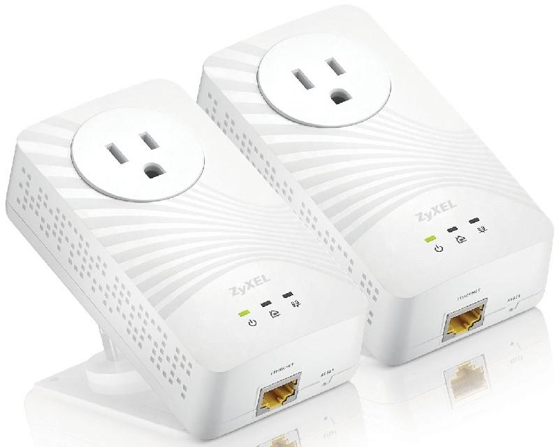 ZyXEL presenta nuevos Adaptadores Powerline Ethernet, que alcanzan una incre�ble tasa de transmisi�n de hasta 600 Mbps
