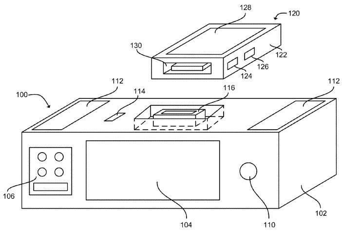 Patente de Apple revela nuevo concepto de Smart Dock con comandos por voz