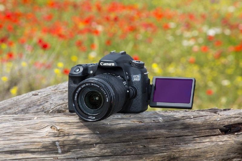 Canon EOS 70 d, la c�mara que puede ser controlada por iPhone o iPad