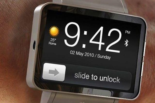 El iWatch, el reloj inteligente de Apple podr�a estar muy cerca