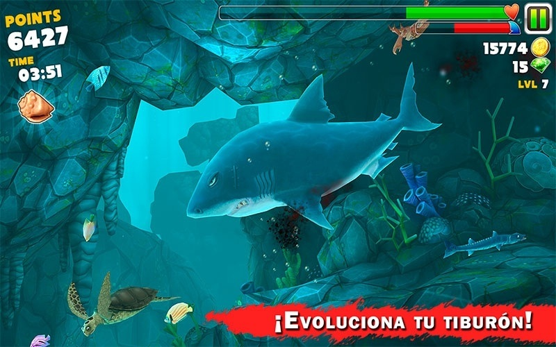 Trucos Hungry Shark Evolution