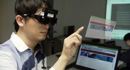 Nuevas gafas inteligentes prometen ser más poderoso que Google Glass