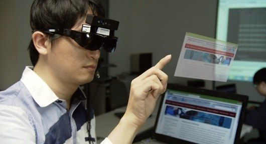 Nuevas gafas inteligentes prometen ser m�s poderoso que Google Glass