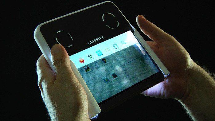 Proyecto en Kickstarter quiere crear primera tableta transparente del mundo