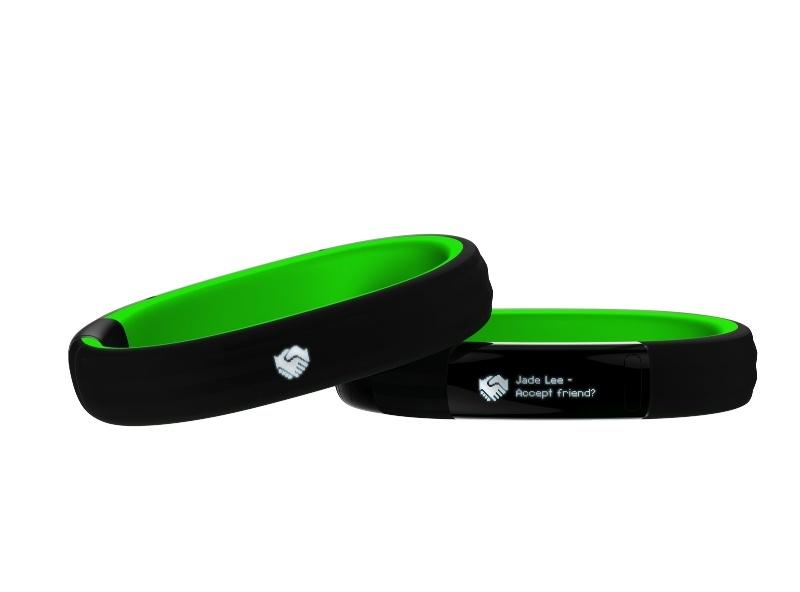Conoce Nabu, la pulsera inteligente fitness y social de Razer