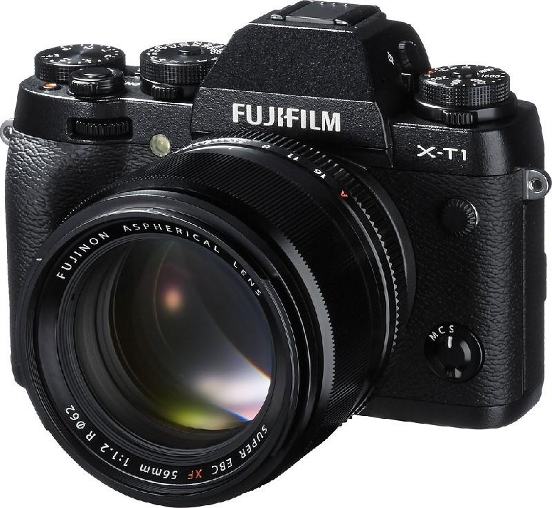 Fujifilm lanza X-T1, con resistencia a la intemperie y lentes intercambiables