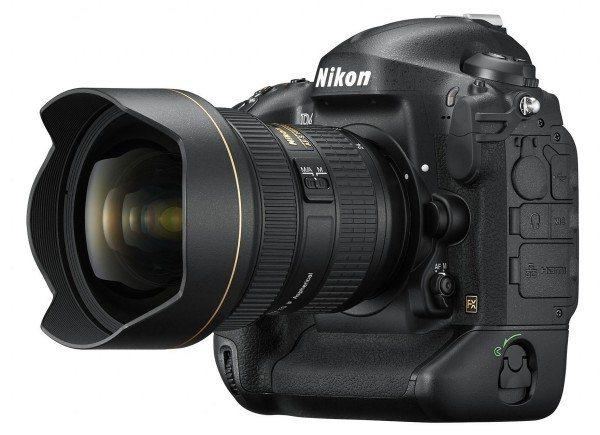 Nikon D4S quiere ser la nueva reina de fotografía profesional