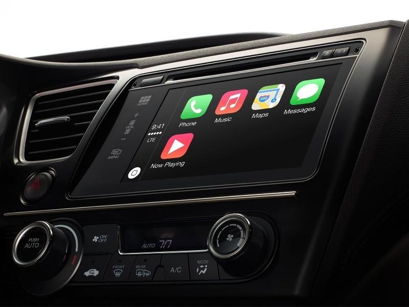 Proyecto de Apple quiere poner iOS en los coches, CarPlay