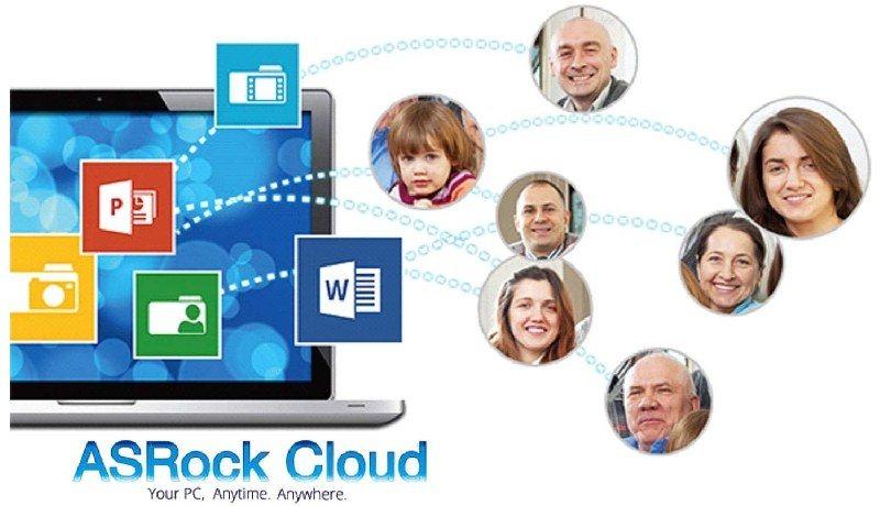 ASRock acerca la nube a sus usuarios de manera gratuita