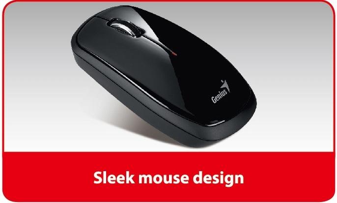Genius presenta nuevos kits de teclado y mouse inal�mbricos