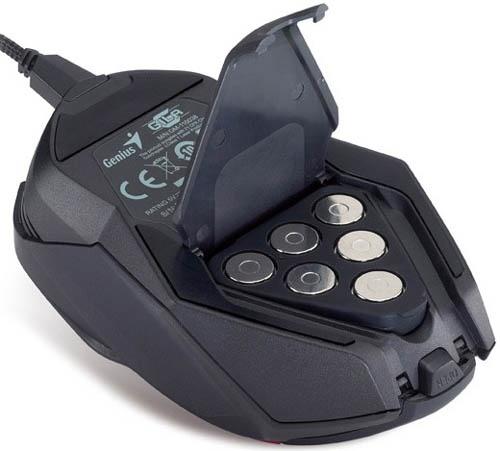 Genius presenta el mouse Gila para gamers
