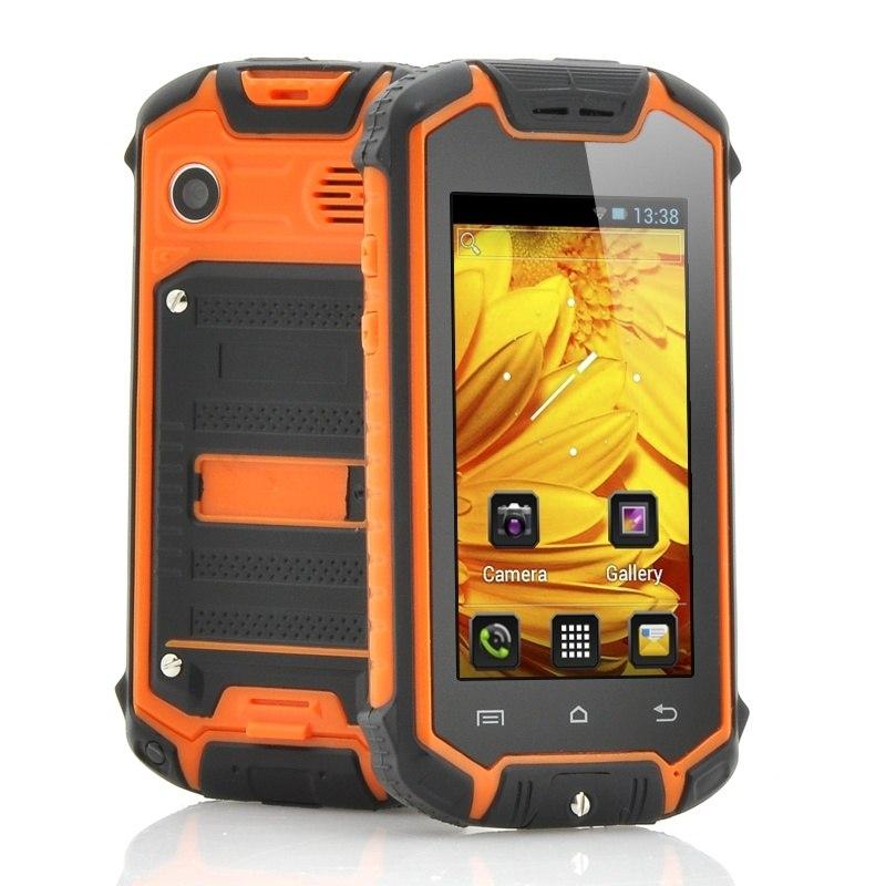 El teléfono android más pequeño del mercado, Nanex