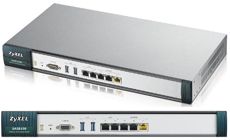 ZyXEL presenta Gateway de Acceso Unificado que soporta hasta...