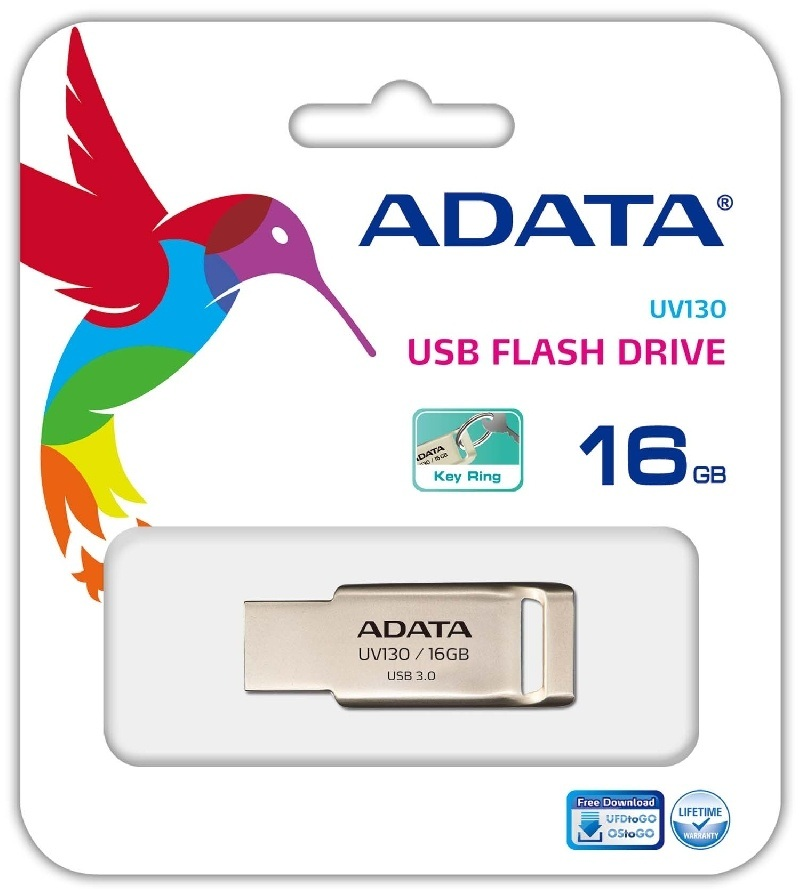 ADATA presenta su nuevo disco Flash USB UV130