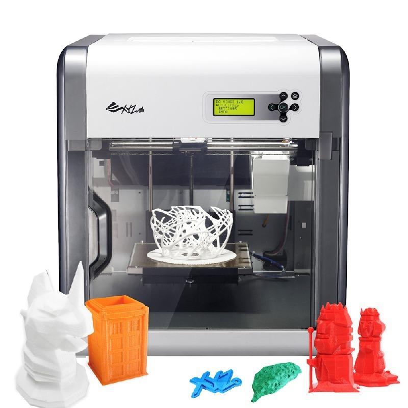 Llegan las impresoras 3D realmente de consumo doméstico