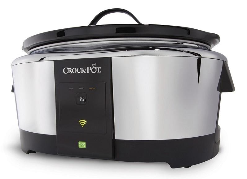 Belkin lanza olla de cocción inteligente Crock-Pot