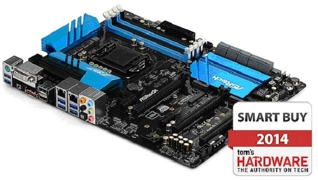 Z97 Extreme6 de ASRock, ganador del reconocimiento Smart Buy 2014