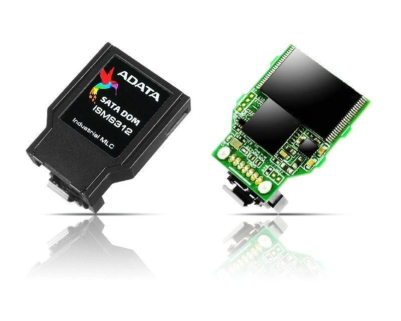 ADATA presenta su Disco SSD en Módulo SATA III 6Gbps de 7 pines para aplicaciones industriales