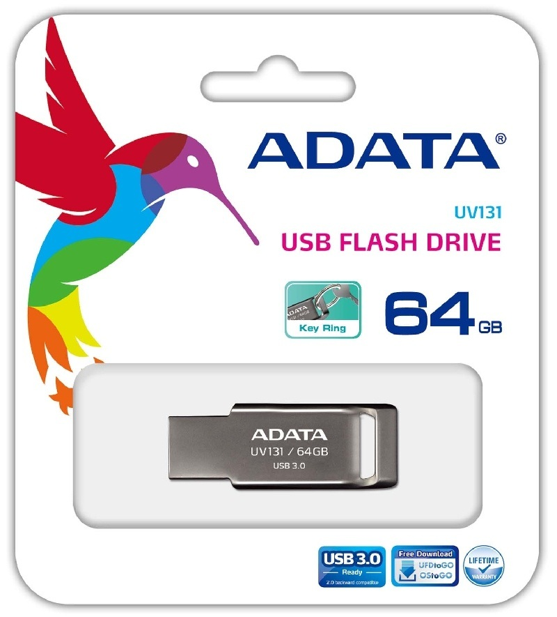 ADATA presenta Disco Flash USB 3.0 de elegante estilo automovil�stico