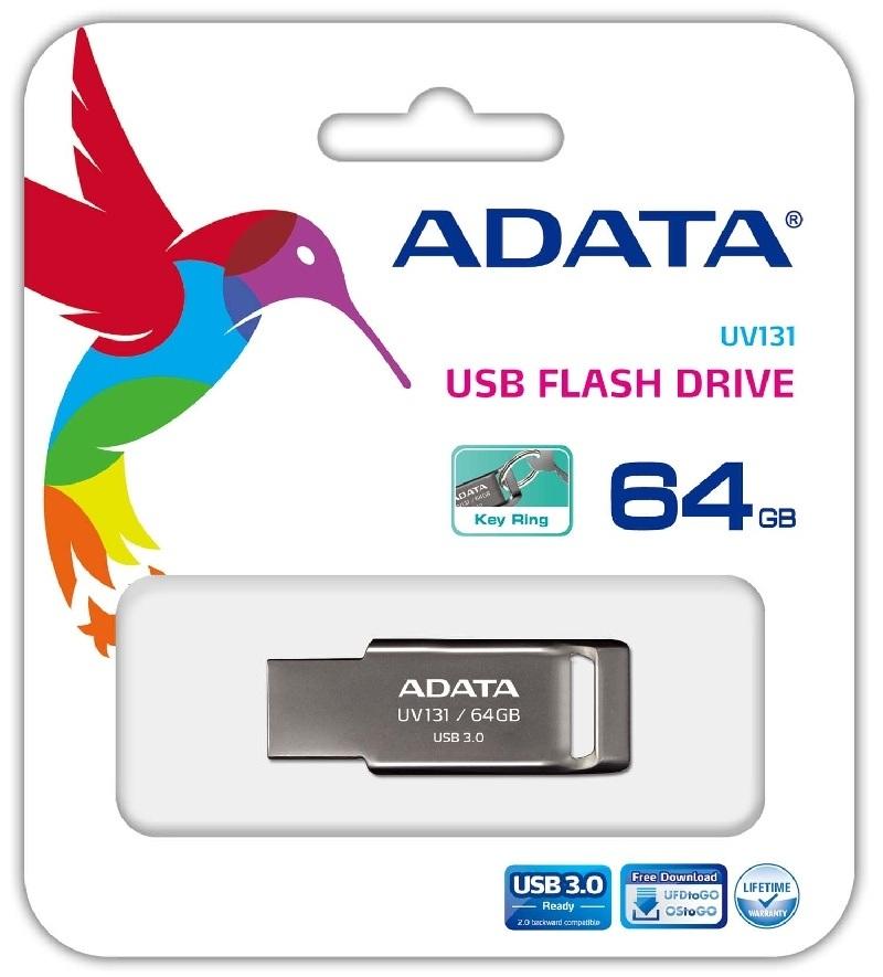 ADATA presenta Disco Flash USB 3.0 de elegante estilo automovilístico