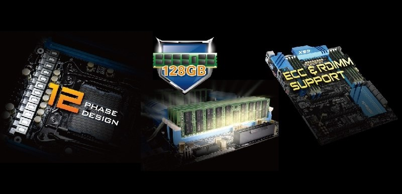 ASRock agrega Super Alloy a las placas madre de la Serie X99