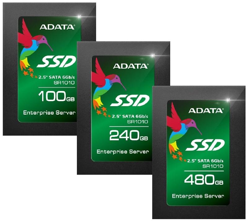 ADATA presenta SSD para servidores de grado empresarial