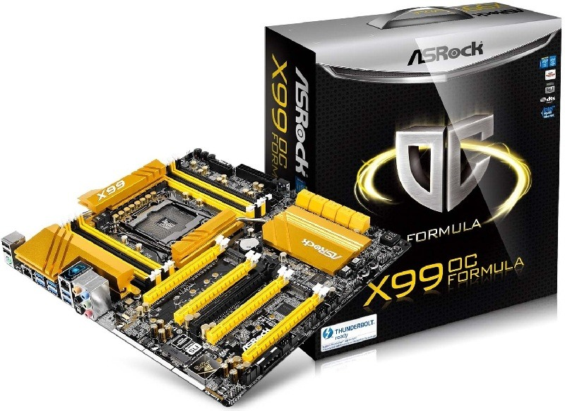 La X99 OC Formula de ASRock bate nuevo r�cord