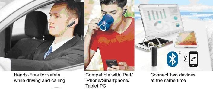 Genius presenta nuevos manos libres Bluetooth de nueva generación