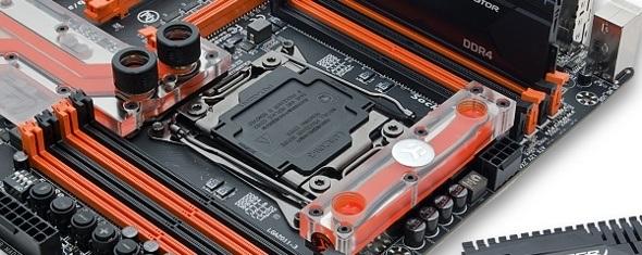 GIGABYTE presenta el nuevo sistema de refrigeración líquida EKWB para sus motherboards X99