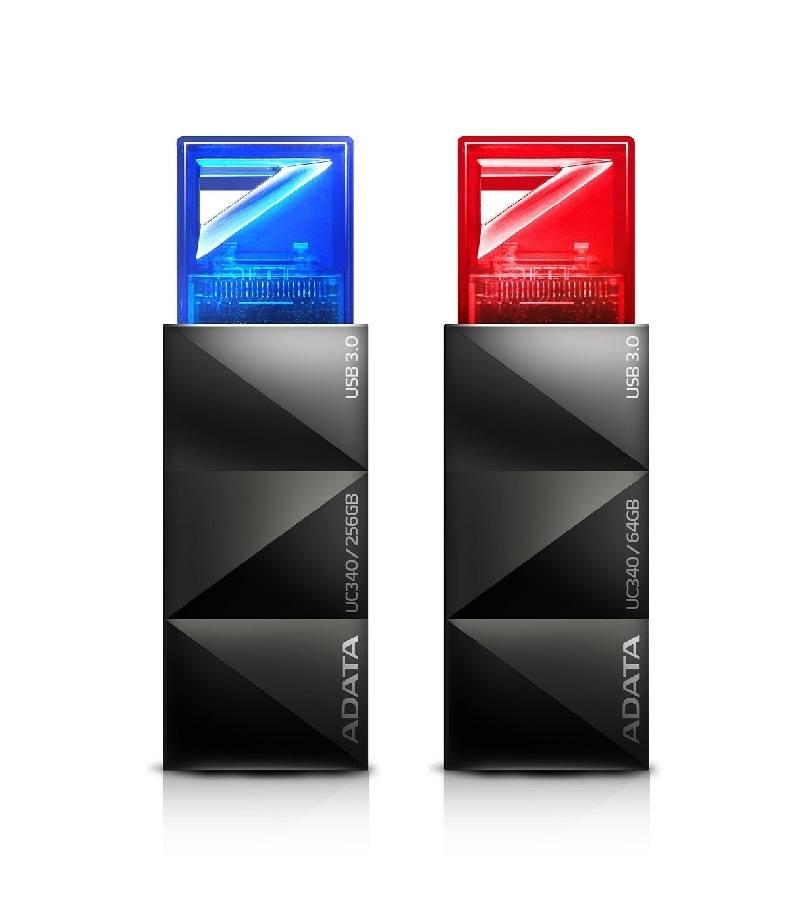 Gran estilo y practicidad en el nuevo disco Flash USB 3.0 de ADATA