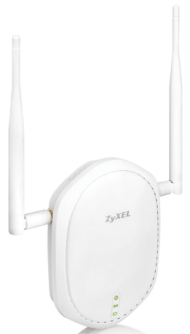 ZyXEL optimiza la conexión inalámbrica de las empresas