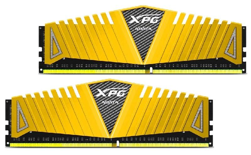 ADATA lanza la Edici�n de Oro de las memorias DDR4 XPG Z1