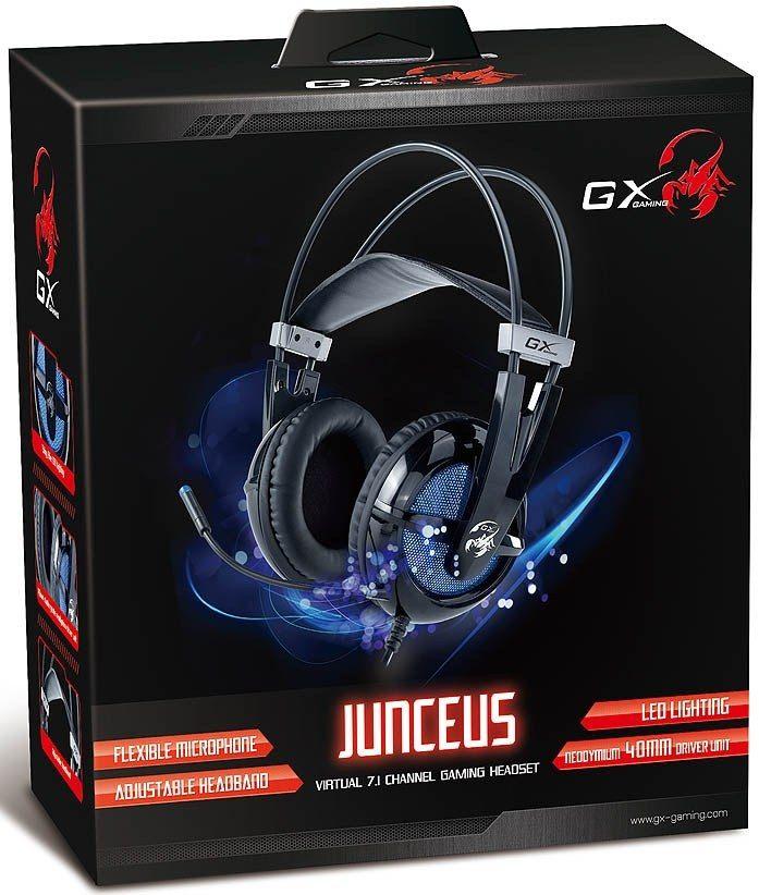 Genius anuncia la mejor arma de sonido 7.1 a los gamers