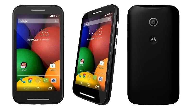 Qu� esperar del nueva Moto E de Motorola