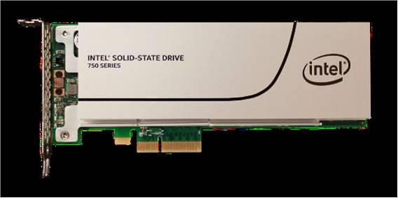 Motherboards de GIGABYTE disponibles para los nuevos SSDs PCIe Serie 750 de Intel