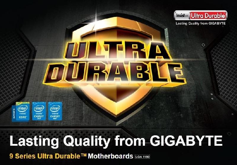 GIGABYTE habilita el soporte de 5ta Generación de Procesadores Intel Core
