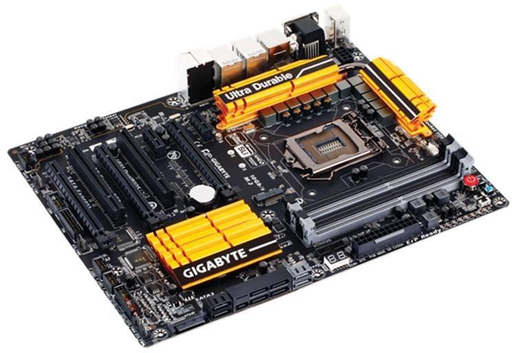 GIGABYTE contin�a liderando la industria de Motherboards