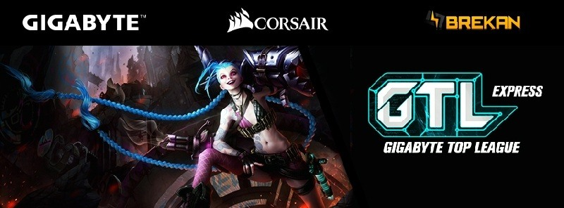 GTL Express: nuevo formato de mini torneos gamers de GIGABYTE