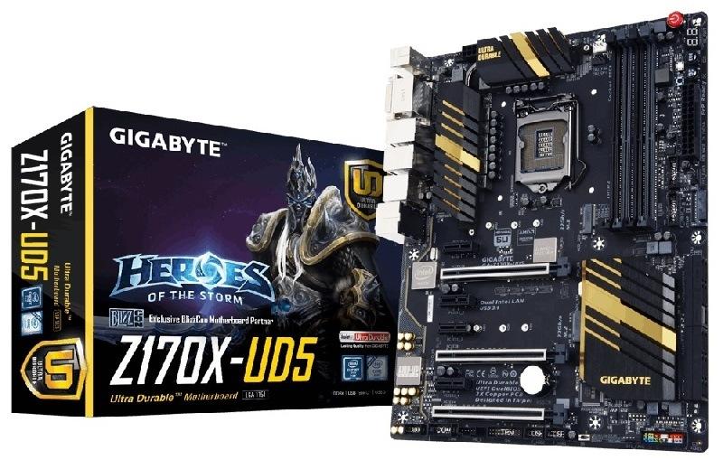 GIGABYTE revela el primer motherboard de la Serie 100 con Thunderbolt 3  certificado con Intel