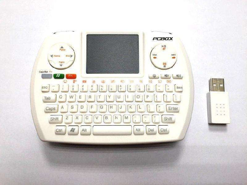 DINI de PCBOX, el mini teclado para la PC de Bolsillo