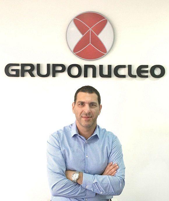 Grupo N�cleo design� a Facundo Balayan Gerente de Sucursal